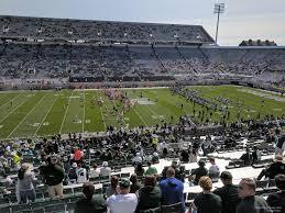 Spartan Stadium Section 24 Rateyourseats Com