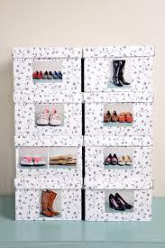 shoe storage diy ideas 2