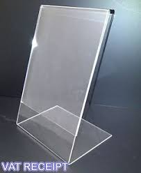 Plastic Stands For Display A100 display frames Photo Picture Frames Mince His Words 74
