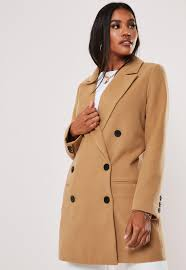 double breasted coat women