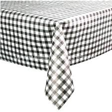 vinyl 90 inch round tablecloth table covers with elastic target