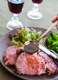 Ronco Rotisserie Cooking Time Chart 1 Step Fail Proof Prime Rib Roast Recipe On Rotisserie