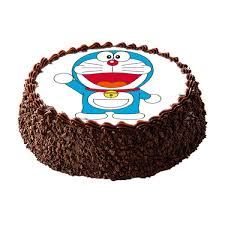 Doraemon Chocolate Cake Cakes Out Online Cake Delivery In Gurgaon