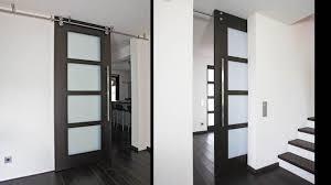 interior glass barn doors interior glass barn doors frosted glass barn door office interior