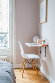 office desk for bedroom. before u0026 after see which colour katy painted her bedroom u2014 farrow ball office desk for