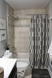 Best Farmhouse Shower Curtain Rods Ideas Loft Country Curtains For ...