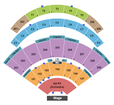 Raleigh Amphitheater Seating Chart Buy Ajr Tickets Front Row Seats
