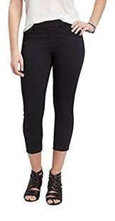 Maurices Xl Size Chart Maurices Womens Pull On Legging Crop Pant At Amazon Womens