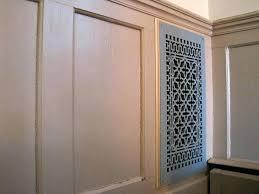 wall decorative return air filter grille custom 20 x 25