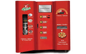 Vending Machine Pizza Stunning The Anytime Pizza Machine Is Here Delivering Pizzas In 48 Minutes