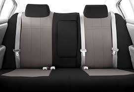 Amazon.com: CalTrend Rear Row 40/60 Split Bench Custom Fit Seat ...