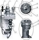 Мембрана для электромагнитного клапана газового котла агв-120 аогв