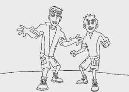 28 Wild Kratts Printable Coloring Pages Wild Kratts Coloring Page