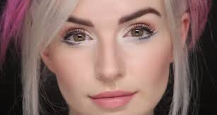 some anime eye makeup tutorials show how to achieve that perfect blend between reality and cartoon these tutorials don t try to pletely reproduce the