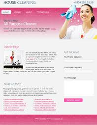 Cleaning Service Templates Commercial Cleaning Website Templates Cleaning Company Template