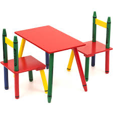 childrens wooden table and chairs for ba target