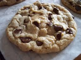 gooey chewy chocolate chip cookies. Simple Gooey Inside Gooey Chewy Chocolate Chip Cookies