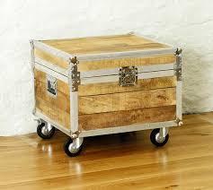 modish furniture. manhattan loft reclaimed wood coffee trunk modish living furniture
