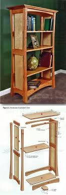 Build Bookcase - Furniture Plans and Projects - Woodwork, Woodworking, Woodworking  Plans, Woodworking Projects