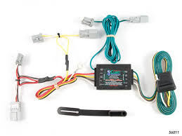 honda fit 2007 2013 wiring kit harness curt mfg 56011 2011 honda fit trailer wiring kit 2007 2013 by curt mfg 56011