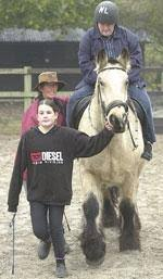 Disabled riders need to find another pony | News Shopper