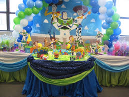 home accessories amazing toys story birthday party decoration
