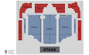 Royce Hall Detailed Seating Chart Tickets National Childrens Chorus Solstice Los Angeles