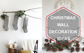 Shop wall decor ideas, home décor, cookware & more! Impeccable Christmas Wall Decoration Ideas For The Festive Season
