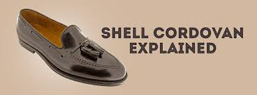 shell cordovan leather explained