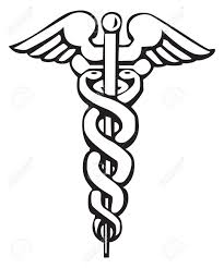 Caduceus greek sign symbol for tattoo or artwork medical caduceus greek sign symbol for tattoo or