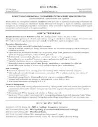 Health Administration Sample Resume 5 Samples Healthcare Hlwhy