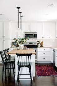 Small Picture A 1950s Bungalow With a Scandinavian Twist Kitchens Black