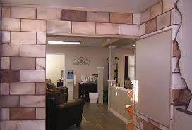painting brick wallsAwesome of Faux Painting Walls Ideas  TEDX Designs
