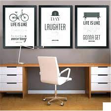 office art ideas. Motivational Wall Decor Inspirational Quote Office Art Creative Throughout Ideas Plan 18