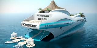 Tropical Island Yacht The Tropical Island Superyacht Is An Insane Floating Resort