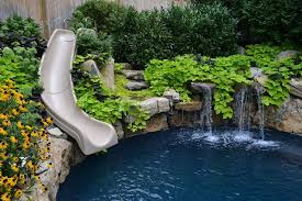 Garden Design with Want to see an awesome pool and spa in a small backyard?