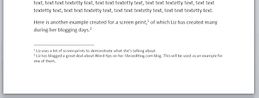 What Is Another Word For Document How Do I Add Footnotes To A Word Document Libroediting