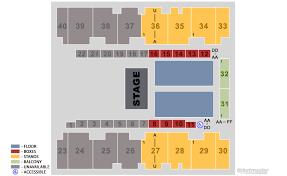 El Paso Coliseum Seating Chart Tickets Sebastian Yatra Cnco El Paso Tx At Ticketmaster