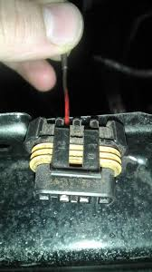 sorry guys another alternator wiring question ls1tech i need the resistor wire that im told about here is the stock connector followed by the new connector any words of wisdom would be great thank you