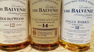 3 bottles - The Balvenie - 12 years old Double Wood / 12 - Catawiki