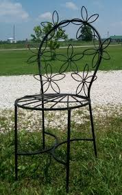 Iron Table And Chairs Set Wrought Iron Daisy Table Chair Set