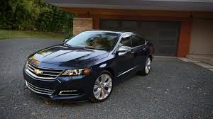 Highlights from 2014 Chevrolet Impala Reviews