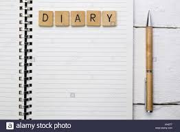 office planner. Open Diary, Planner Or Notebook In Flat Style. Office And Business Supplies For Lists, Reminders, Schedules Agendas. Overhead Photograph