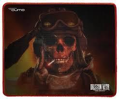 <b>Коврик Qumo</b> Deadly Salute (23170) — купить по выгодной цене ...