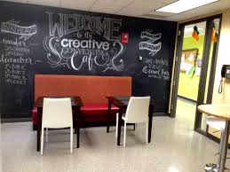 office chalkboard. office breakroom remodel chalkboard paint table chairs and bar stools from overstock