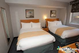 The Deluxe Two Double Bed Room at the Holiday Inn New York City - Wall  Street | Oyster.com