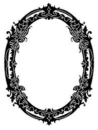 vintage frame design oval. Free Vintage Frame Clipart Design Oval U