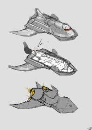 Ftl Ship Designs Polycount Contest Vg Remix Ashleylatimerart