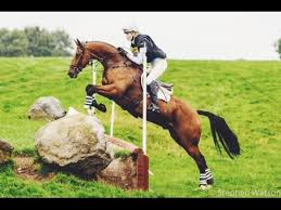 Allerton park horse trials 2014 - Polly barker - YouTube