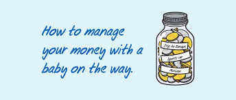Seven Things To Know About Managing Your Money With A Baby On The